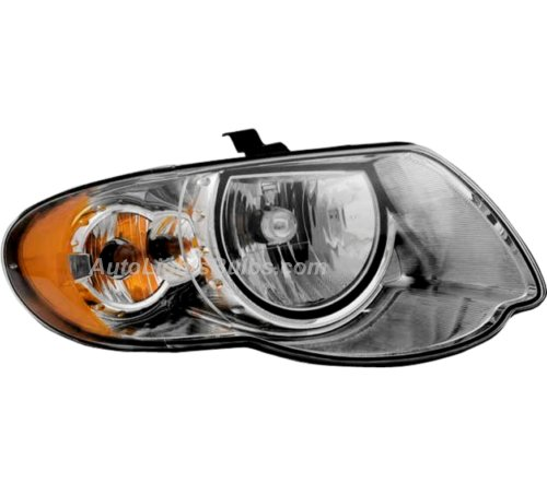 2005 town and country headlight