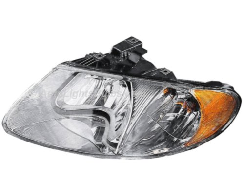 2001 2007 Chrysler Town And Country 113 Wheelbase Headlight Embly Driver Side