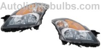 Nissan Altima Headlight