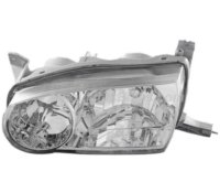 2002 toyota corolla headlight assembly