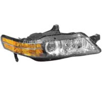 Acura TL USA Built Headlight Right Passenger Side - 2005 acura tl ballast