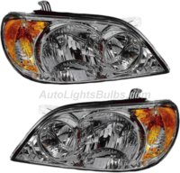 2002 2005 Kia Sedona Headlight Embly Pair Both Driver And Penger Sides