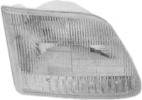 Ford F250 Headlight