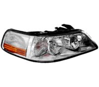 2003 2004 Lincoln Town Car Headlight Assembly 03 04 Right Passenger