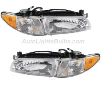 Pontiac Grand Prix Headlight