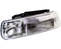 Chevy Tahoe Headlight