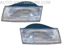 Plymouth Voyager Headlight