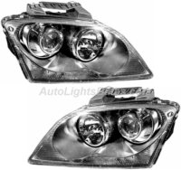2004 chrysler pacifica headlight assembly pair both. Black Bedroom Furniture Sets. Home Design Ideas