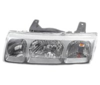 2002 2004 Saturn Vue Headlight Embly Driver Side