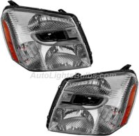 Chevy Equinox Headlight