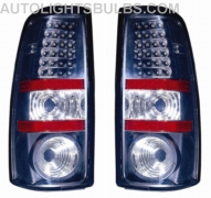 Chevy Silverado Tail Light