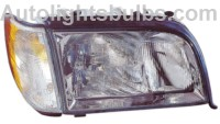 Mercedes S350D Headlight
