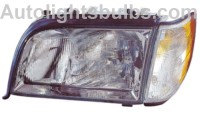 Mercedes S600 Headlight