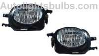 Mercedes C55 Fog Light