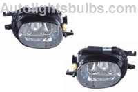 Mercedes CLK500 Fog Light