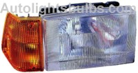 Volvo WIA Integral Aero Sleeper Headlight
