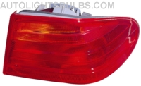 Mercedes E320 Tail Light