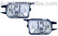 Mercedes SL550 Fog Light