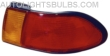 1995-1999 Nissan Sentra Tail Light