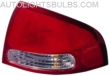 2000-2003 Nissan Sentra Tail Light