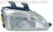 1992-1995 Honda Civic Headlight