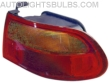 1992-1995 Honda Civic Tail Light