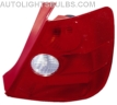 2002-2003 Honda Civic Tail Light