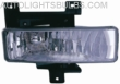 1997-1998 Ford F150 Fog light