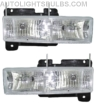 1995-1999 Chevy Tahoe Headlight
