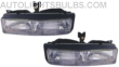 1992-1993 Oldsmobile Cutlass Supreme Headlight
