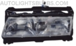 1990-1996 Pontiac Grand Prix Headlight
