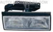 1991-1993 Cadillac Deville Headlight