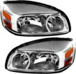 2005-2009 chevy Uplander Headlight