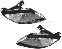 2003 2005 Pontiac Sunfire Headlight Embly Pair Both Driver And Penger Sides